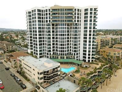 1310 E Ocean Boulevard UNIT 1102, Long Beach, CA 90802 - MLS#: PW18149130