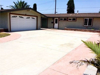 1147 W Primrose Drive, Orange, CA 92868 - MLS#: PW18149412
