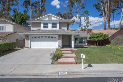 2005 Seaview Drive, Fullerton, CA 92833 - MLS#: PW18150173