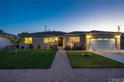 135 N Evelyn Drive, Anaheim, CA 92805 - MLS#: PW18150788
