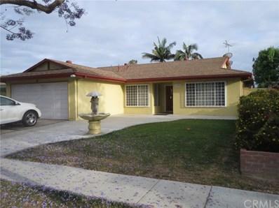 11256 Gonsalves Street, Cerritos, CA 90703 - MLS#: PW18151153