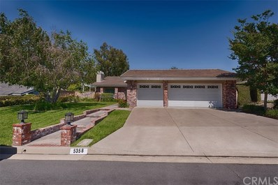 5358 Via Ramon Road, Yorba Linda, CA 92887 - MLS#: PW18151693