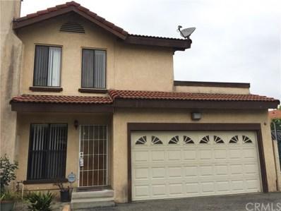 4018 W 5th Street UNIT I, Santa Ana, CA 92703 - MLS#: PW18151906