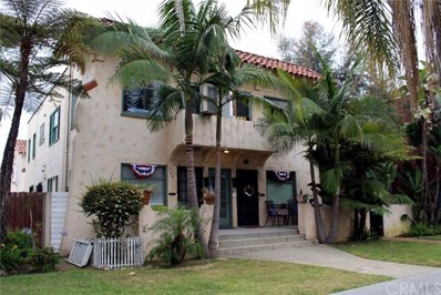 1534 E 1 Street, Long Beach, CA 90802 - MLS#: PW18152305