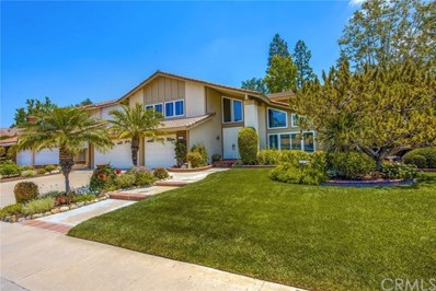 7350 E Nighthawk Circle, Anaheim Hills, CA 92808 - MLS#: PW18152624