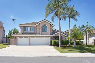 17550 Orange Terrace, Yorba Linda, CA 92886 - MLS#: PW18152742