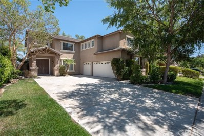 489 Raphael Drive, Corona, CA 92882 - MLS#: PW18153453