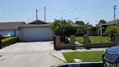 2201 S Glenarbor Street, Santa Ana, CA 92704 - MLS#: PW18154333