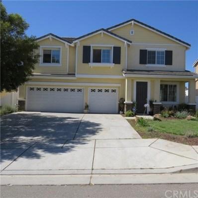 573 Victorian Hill Drive, Perris, CA 92570 - MLS#: PW18154473