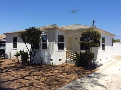 2040 Caspian Avenue, Long Beach, CA 90810 - MLS#: PW18154598