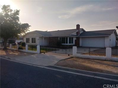 11681 Barwood Drive, Jurupa Valley, CA 91752 - MLS#: PW18154762