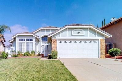12919 Barbazon Drive, Moreno Valley, CA 92555 - MLS#: PW18154785