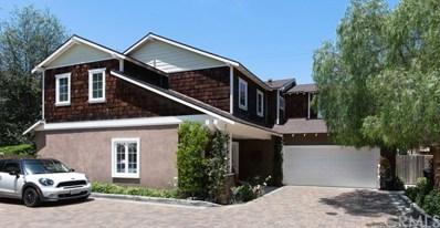 2463 Elden Avenue UNIT D, Costa Mesa, CA 92627 - MLS#: PW18155237