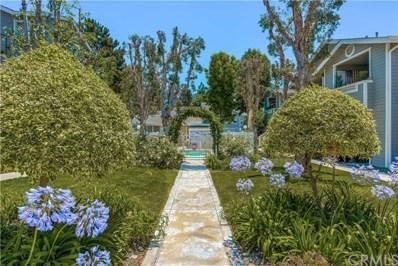 3500 S Greenville Street UNIT G16, Santa Ana, CA 92704 - MLS#: PW18155456