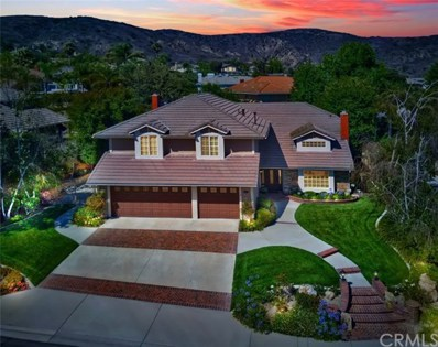 3480 Condor Ridge Road, Yorba Linda, CA 92886 - MLS#: PW18155834