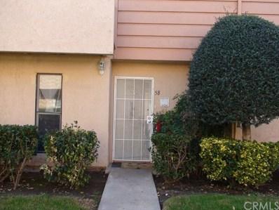 1192 Mitchell Avenue UNIT 58, Tustin, CA 92780 - MLS#: PW18155855