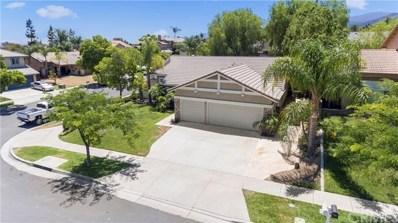 1496 Cherrywood Circle, Corona, CA 92881 - MLS#: PW18156212