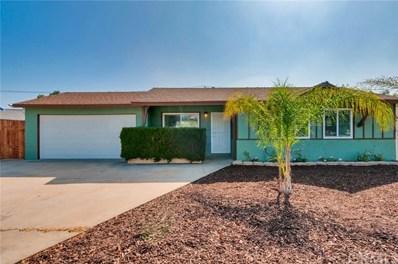 5503 Coonen Drive, Riverside, CA 92503 - MLS#: PW18157067