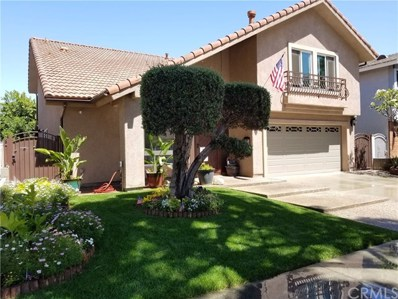 17518 Sybrandy Avenue, Cerritos, CA 90703 - MLS#: PW18157476