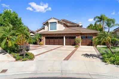 7679 E Lockmont Circle, Anaheim Hills, CA 92808 - MLS#: PW18159565