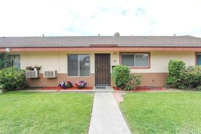 2500 S Salta Street UNIT 20, Santa Ana, CA 92704 - MLS#: PW18159738