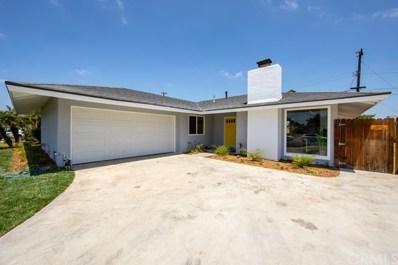 2283 W Clover Avenue, Anaheim, CA 92801 - MLS#: PW18159793