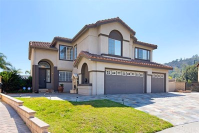 3201 CRYSTAL RIDGE CIRCLE, Corona, CA 92882 - MLS#: PW18159872