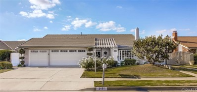 2401 Mckinley Drive, Placentia, CA 92870 - MLS#: PW18160255
