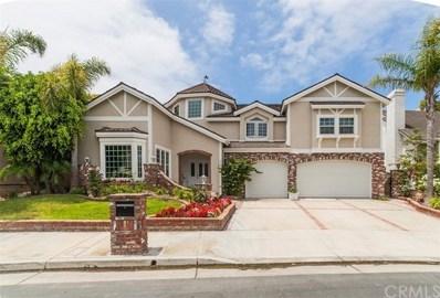 16111 Whitecap Lane, Huntington Beach, CA 92649 - MLS#: PW18160258