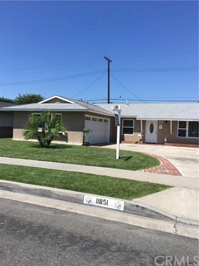11851 Emerald Street, Garden Grove, CA 92845 - MLS#: PW18160691