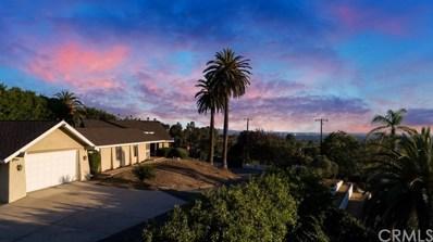 1521 Squires Drive, North Tustin, CA 92705 - MLS#: PW18161512