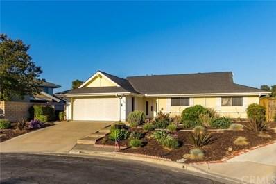 1916 Overlook Road, Fullerton, CA 92831 - MLS#: PW18162270