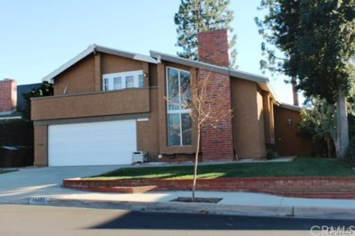 19662 Ridgewood Place, Yorba Linda, CA 92886 - MLS#: PW18162640