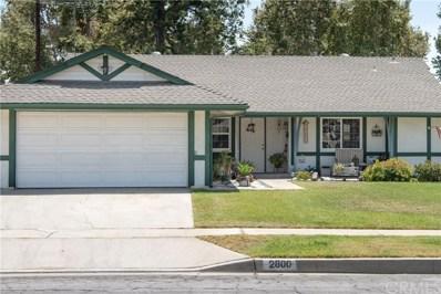 2800 Sherwood Avenue, Fullerton, CA 92831 - MLS#: PW18164353