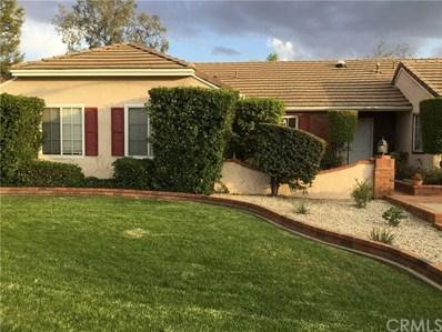 24879 Manzanita Avenue, Moreno Valley, CA 92557 - MLS#: PW18165514