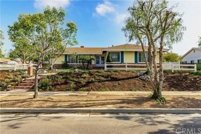 525 El Mirador Drive, Fullerton, CA 92835 - MLS#: PW18165640