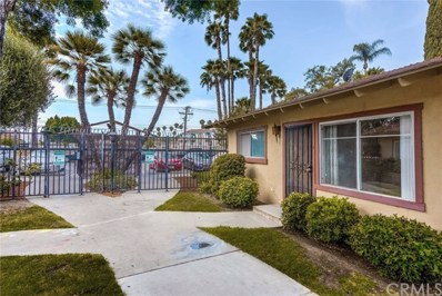 1541 E La Palma Avenue UNIT A1, Anaheim, CA 92805 - MLS#: PW18166451
