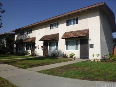 2702 S Baker Street, Santa Ana, CA 92707 - MLS#: PW18166485