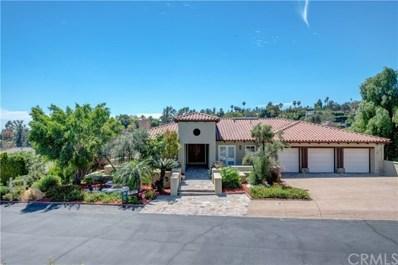 135 Flowerfield Lane, La Habra Heights, CA 90631 - MLS#: PW18166573