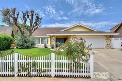 1123 Hacienda Street, Placentia, CA 92870 - MLS#: PW18167103