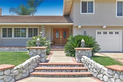 1545 N Sandalwood Drive, Brea, CA 92821 - MLS#: PW18167405