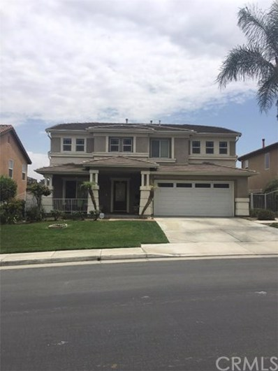 7884 Jayhawk Drive, Jurupa Valley, CA 92509 - MLS#: PW18167455