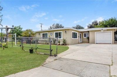 3190 David Street, Riverside, CA 92506 - MLS#: PW18169139