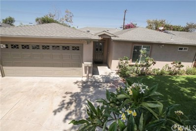 1206 S Arapaho Drive, Santa Ana, CA 92704 - MLS#: PW18169626