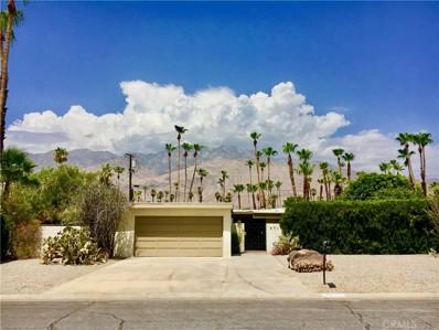 671 S Bedford Drive, Palm Springs, CA 92264 - MLS#: PW18169708