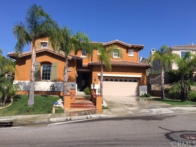 3873 Zaharias Ridge, Yorba Linda, CA 92886 - MLS#: PW18169904