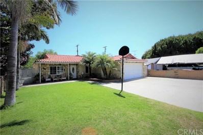 2806 W Saint Gertrude Place, Santa Ana, CA 92704 - MLS#: PW18169935