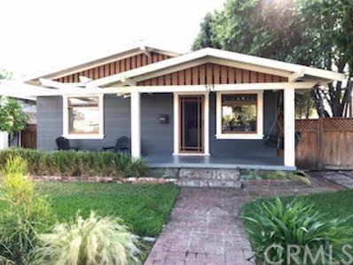 414 S Center Street, Orange, CA 92866 - MLS#: PW18171284