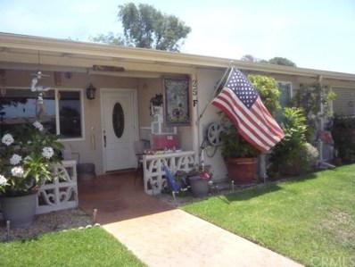 13681 St. Andrews Drive UNIT 25F, Seal Beach, CA 90740 - MLS#: PW18172009