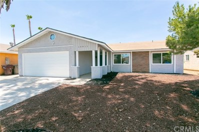 14911 Blueberry Road, Moreno Valley, CA 92553 - MLS#: PW18172668